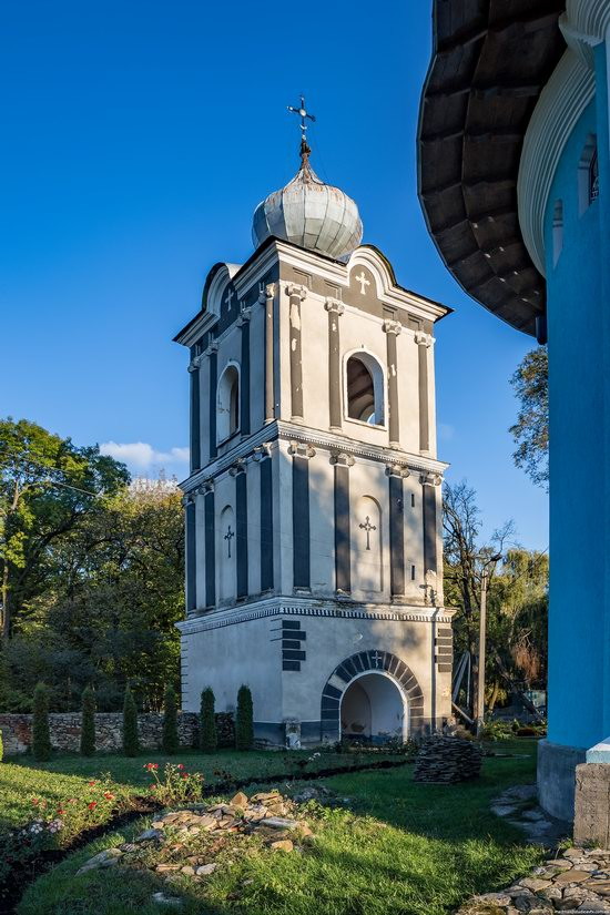 Church of the Nativity of the Blessed Virgin in Bairaky, Ukraine, photo 7