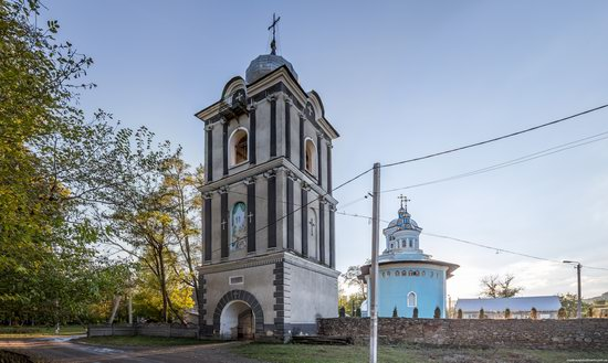 Church of the Nativity of the Blessed Virgin in Bairaky, Ukraine, photo 8