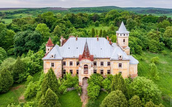 Abandoned Ray Mansion in Pryozerne, Ukraine, photo 1
