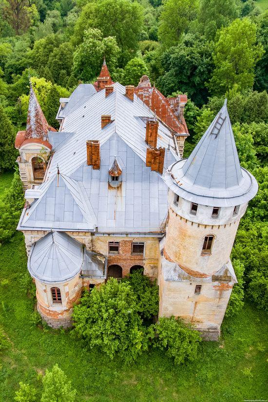Abandoned Ray Mansion in Pryozerne, Ukraine, photo 14