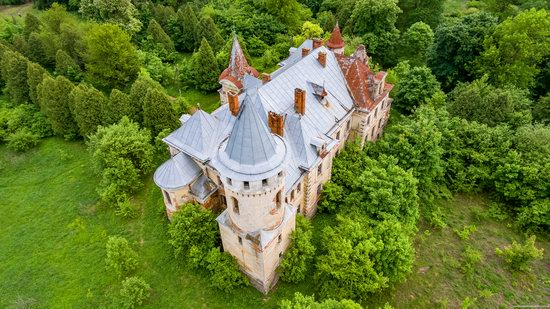 Abandoned Ray Mansion in Pryozerne, Ukraine, photo 15