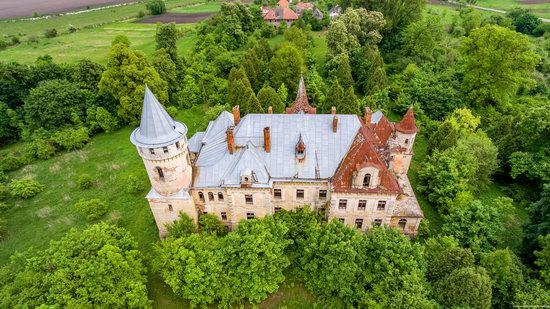 Abandoned Ray Mansion in Pryozerne, Ukraine, photo 16