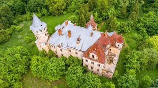 Abandoned Ray Mansion in Pryozerne, Ukraine, photo 17