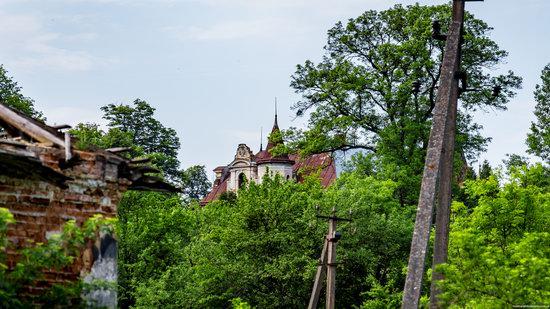 Abandoned Ray Mansion in Pryozerne, Ukraine, photo 4