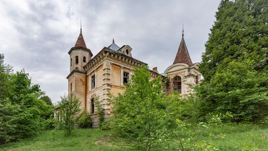 Abandoned Ray Mansion in Pryozerne, Ukraine, photo 7