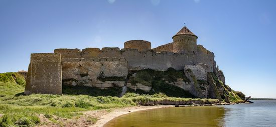 Akkerman Fortress in Bilhorod-Dnistrovskyi, Ukraine, photo 1