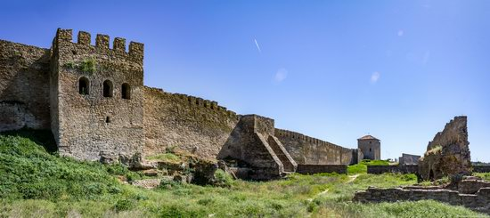 Akkerman Fortress in Bilhorod-Dnistrovskyi, Ukraine, photo 13