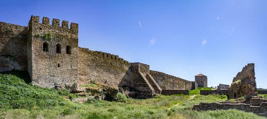 Akkerman Fortress in Bilhorod-Dnistrovskyi, Ukraine, photo 13
