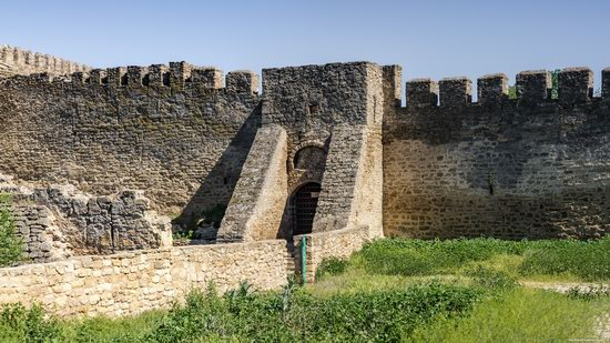 Akkerman Fortress in Bilhorod-Dnistrovskyi, Ukraine, photo 14