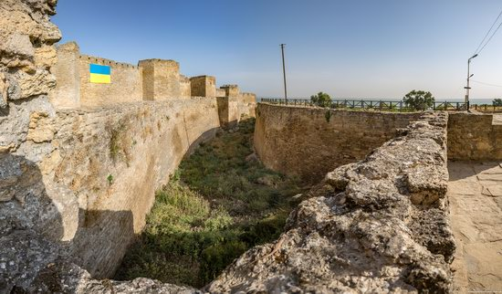 Akkerman Fortress in Bilhorod-Dnistrovskyi, Ukraine, photo 16