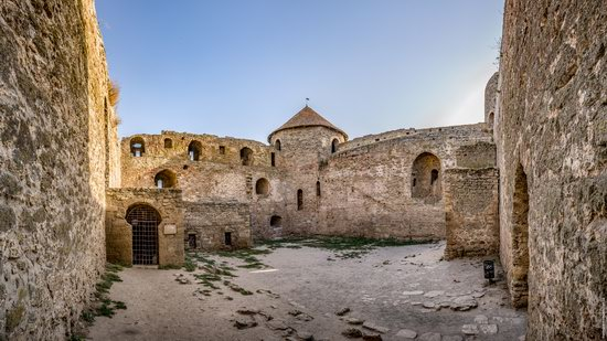 Akkerman Fortress in Bilhorod-Dnistrovskyi, Ukraine, photo 20