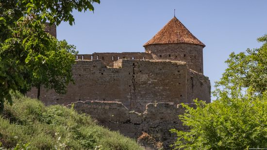 Akkerman Fortress in Bilhorod-Dnistrovskyi, Ukraine, photo 3
