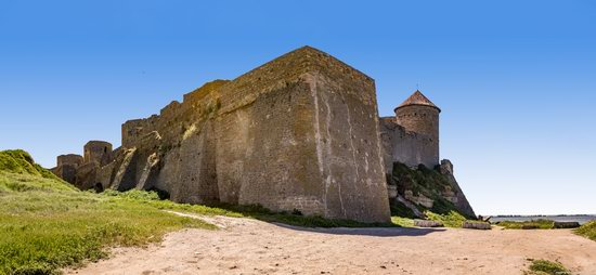 Akkerman Fortress in Bilhorod-Dnistrovskyi, Ukraine, photo 4