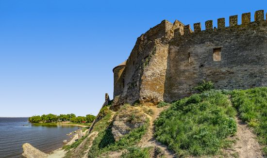 Akkerman Fortress in Bilhorod-Dnistrovskyi, Ukraine, photo 9