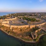 Akkerman Fortress – the view from above