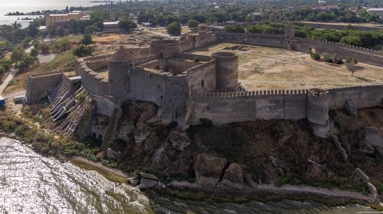 Akkerman Fortress from above, Ukraine, photo 18
