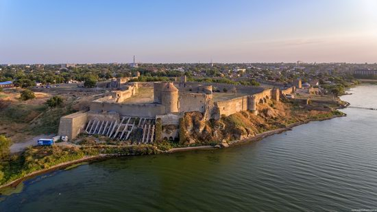 Akkerman Fortress from above, Ukraine, photo 2