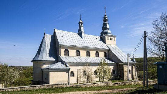 Catholic Church in Stari Petlykivtsi, Ukraine, photo 5