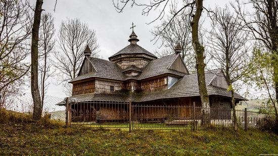 Ascension (Strukivska) Church in Yasinya, Ukraine, photo 10