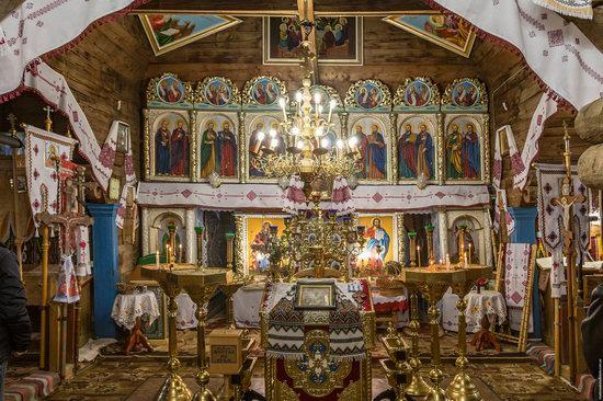 Ascension (Strukivska) Church in Yasinya, Ukraine, photo 13