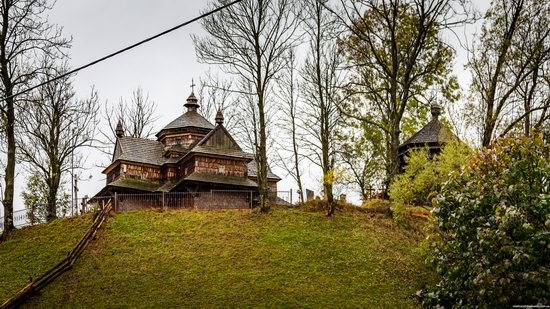 Ascension (Strukivska) Church in Yasinya, Ukraine, photo 3
