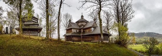 Ascension (Strukivska) Church in Yasinya, Ukraine, photo 8