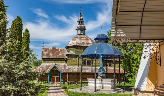Church of the Holy Apostles Peter and Paul in Urman, Ukraine, photo 10