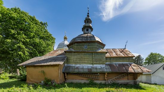 Church of the Holy Apostles Peter and Paul in Urman, Ukraine, photo 4