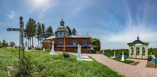 Holy Archangel Michael Church, Shyshkivtsi, Ukraine, photo 1