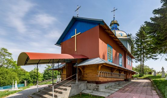 Holy Archangel Michael Church, Shyshkivtsi, Ukraine, photo 10