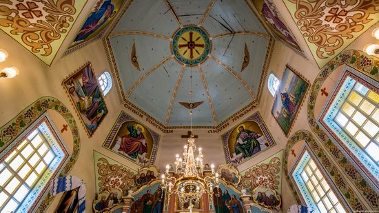 Holy Archangel Michael Church, Shyshkivtsi, Ukraine, photo 12
