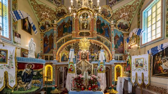 Holy Archangel Michael Church, Shyshkivtsi, Ukraine, photo 13