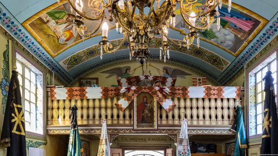 Holy Archangel Michael Church, Shyshkivtsi, Ukraine, photo 15