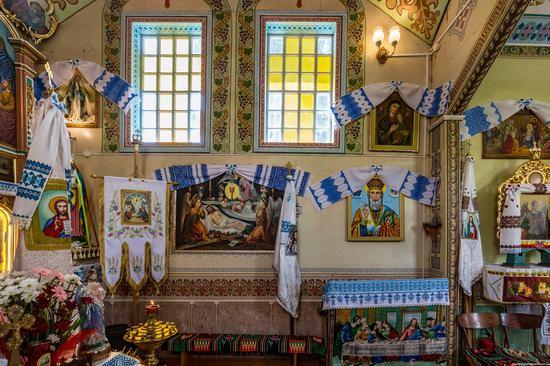 Holy Archangel Michael Church, Shyshkivtsi, Ukraine, photo 16