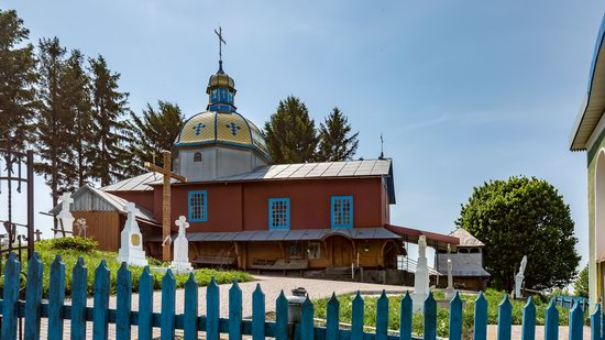Holy Archangel Michael Church, Shyshkivtsi, Ukraine, photo 2