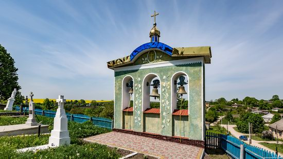 Holy Archangel Michael Church, Shyshkivtsi, Ukraine, photo 3