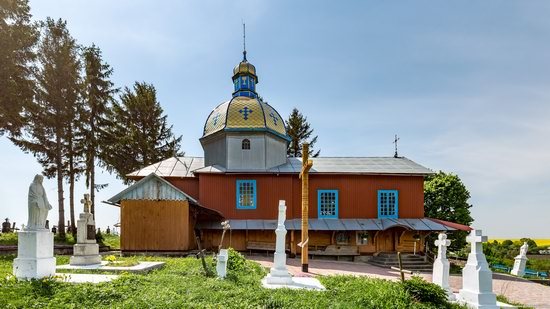 Holy Archangel Michael Church, Shyshkivtsi, Ukraine, photo 4