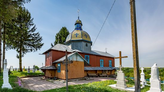 Holy Archangel Michael Church, Shyshkivtsi, Ukraine, photo 5