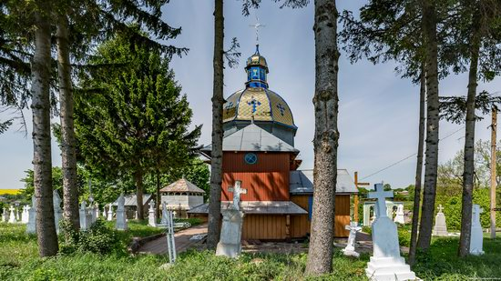 Holy Archangel Michael Church, Shyshkivtsi, Ukraine, photo 6