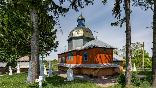 Holy Archangel Michael Church, Shyshkivtsi, Ukraine, photo 7