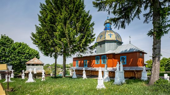 Holy Archangel Michael Church, Shyshkivtsi, Ukraine, photo 8