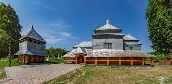 Holy Virgin Church in Lukavets, Ukraine, photo 1