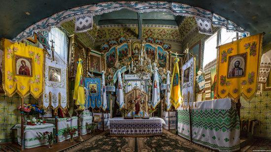 Holy Virgin Church in Lukavets, Ukraine, photo 10