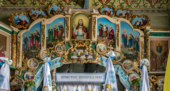 Holy Virgin Church in Lukavets, Ukraine, photo 11