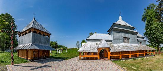 Holy Virgin Church in Lukavets, Ukraine, photo 14