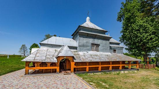 Holy Virgin Church in Lukavets, Ukraine, photo 3