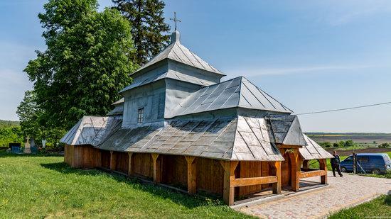 Holy Virgin Church in Lukavets, Ukraine, photo 5