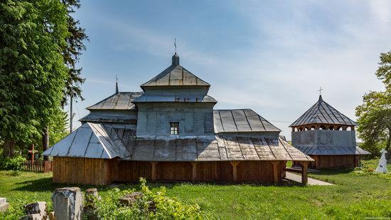 Holy Virgin Church in Lukavets, Ukraine, photo 6