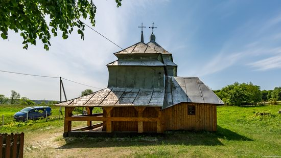 Holy Virgin Church in Lukavets, Ukraine, photo 8
