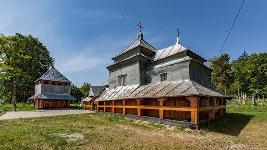 Holy Virgin Church in Lukavets, Ukraine, photo 9